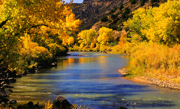 Fall in New Mexico is Beautiful
